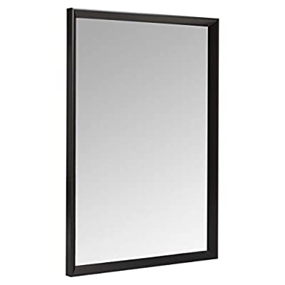 "AmazonBasics Rectangular Wall Mirror 20x28"""