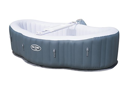 Bestway 54156 Lay-Z-SPA Siena Airjet, Multicolor, M