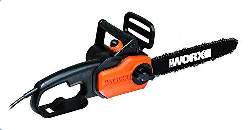 WORX WG305 Electric Chain Saw, 14-Inch