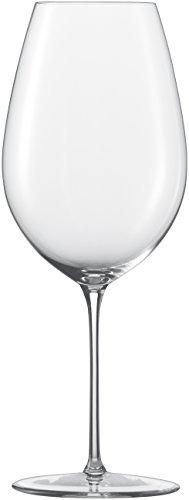 Schott Zwiesel Enoteca 2-teiliges Bordeaux Set Rotweinglas, Kristall, klar, 11 cm, 2-Einheiten