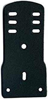 DeSantis U32BZ03Z0 Citation Holder (Three Bar) Gun Belts, Black