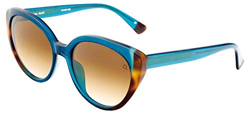 Occhiali da Sole Etnia Barcelona SENA BLUE/BROWN SHADED 55/19/140 unisex