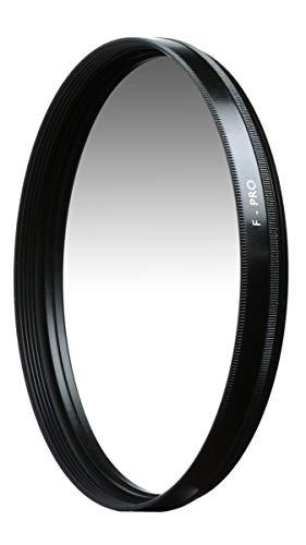 B+W 1067371 F-Pro 702 Grauverlaufsfilter Schwarz, 72 mm