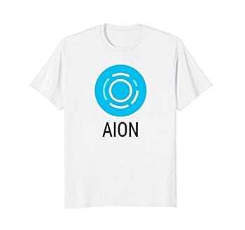 Official Aion Cryptocurrency T-Shirt AION