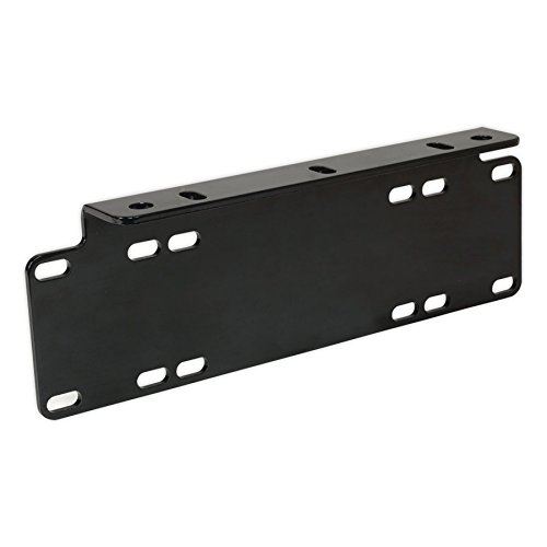 Sealey DLB01 Universal Light Mounting Bracket - Number Plate Fitting