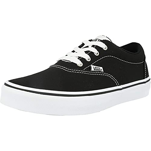 Vans Doheny, Sneaker, Canvas Black/White 187, 36.5 EU
