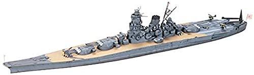 Modellino Nave da Guerra Giapponese Musashi