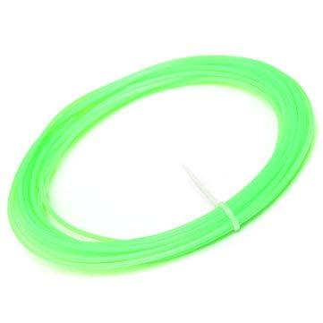 BouBou 5 Meter 1.75Mm Pla 3D Printer Filament For Mendel Printrbot Reprap Prusa - Green