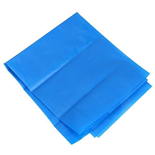 Eastbuy Regen Poncho - Wegwerp Waterdichte Plastic Regenjas Poncho Hood Volwassen Dames Mannen