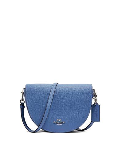 Coach Women's Ellen Crossbody Bag (Stone Blue)