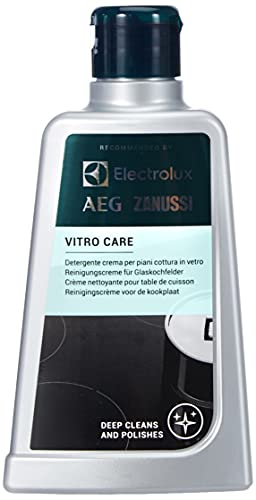 AEG M3HCC200 9029799583 crema detergente per piano cottura, 300 ml