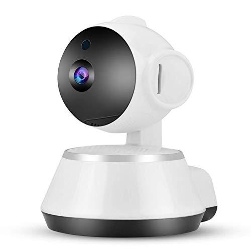 Clear Image WiFi Smart Webcam Digital Baby Monitor Visión Nocturna Baby Monitor(100-240V European Standard)