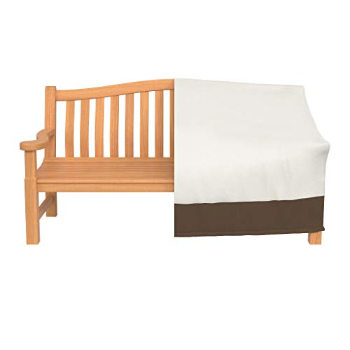 AmazonBasics 2-Seater Bench Outdoor Patio Furniture Cover