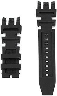 Utini Replacement Silicone Rubber Watch Band for Invicta Subaqua R