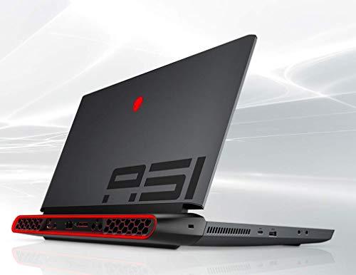 "Dell Alienware Area 51M Laptop, 17.3"" FHD (1920 x 1080) 144Hz G-Sync Tobii Eye, 9th Gen Intel Core i7-9700K, 16GB RAM, 256GB SSD + 1TB SSHD, NVIDIA GeForce RTX 2080, Windows 10"