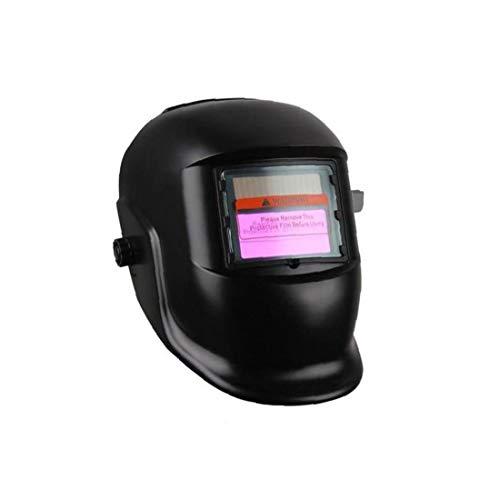 Casco de la Soldadura del Soldador Máscara eléctrica Solar de oscurecimiento automático de la Capilla Sombrero de Mig TIG Arco