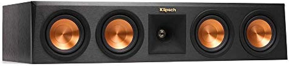 Klipsch Reference Premiere RP-440C Center Channel Speaker - Ebony