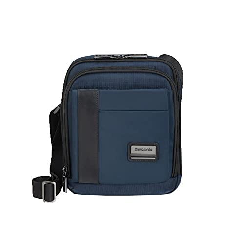 Samsonite Borsello Doppia Cerniera Medio Porta Tablet 9.7 Openroad 2.0 Cool Blue