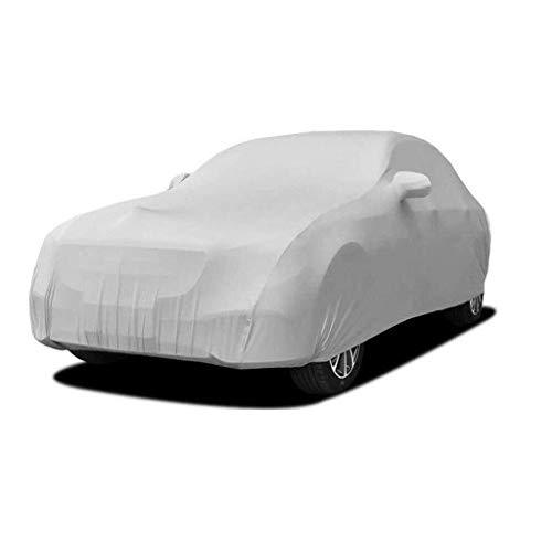 WANGJUNXIU Compatible Con Alfa Romeo Disco Volante Cubierta Del Coche A Prueba De Agua Aislamiento Protector Solar UV Prueba De Scratch For Cualquier Estación Al Aire Libre Respirable Cubierta Complet