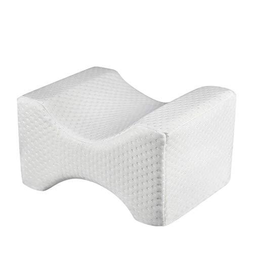 Almohadas de látex, almohadas de espuma de memoria alta for las mujeres embarazadas, las almohadillas de bloqueo de memoria multifuncionales desmontables for las mujeres embarazadas a las rodilleras d