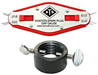 Aircraft Tool Supply Ats Economy Spark Plug Gapping Kit