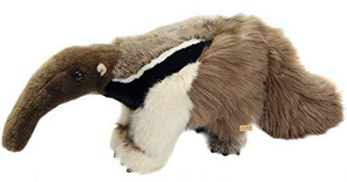 Zaloop Ameisenbär ca. 45 cm Plüschtier Kuscheltier Stofftier Plüsch E2