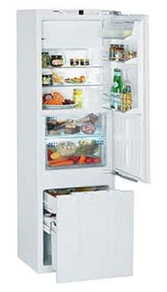 Liebherr Kühlen/Gefrieren: Kühlgefrierkombination / A+ / 262 kWh / Kühlen: 247 L / Gefrieren: 16 L