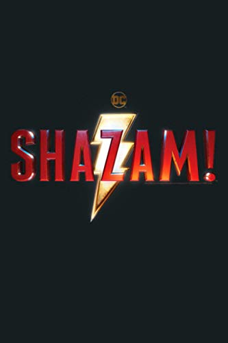 Shazam Movie Shazam Logo: Notebook Planner - 6x9 inch Daily Planner Journal, To Do List Notebook, Daily Organizer, 114 Pages