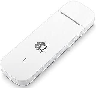 Modem Huawei E3372-510 Unlocked 4G LTE USB Dongle Cat4 150Mbps (4G LTE USA Latin & Caribbean Bands) Support External Antenna.