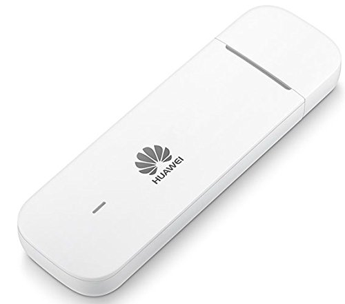 Modem Huawei E3372-510 Unlocked 4G LTE USB Dongle Cat4 150Mbps (4G LTE USA Latin & Caribbean Bands) Support External Antenna.