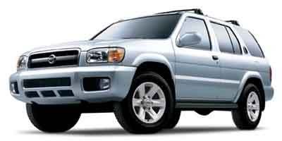 Great 2004 Nissan Pathfinder LE Platinum, 2 Wheel Drive ...