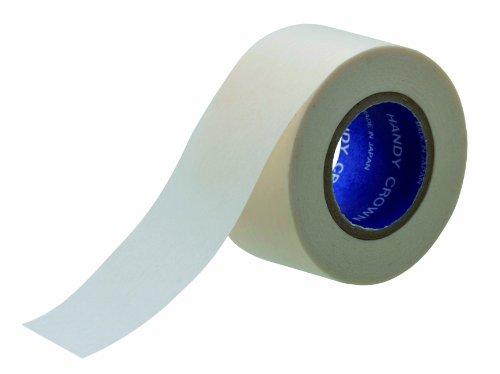 ハンディ・クラウン 塗装用マスキングテープ 白 幅30mm×長18m [養生テープ]