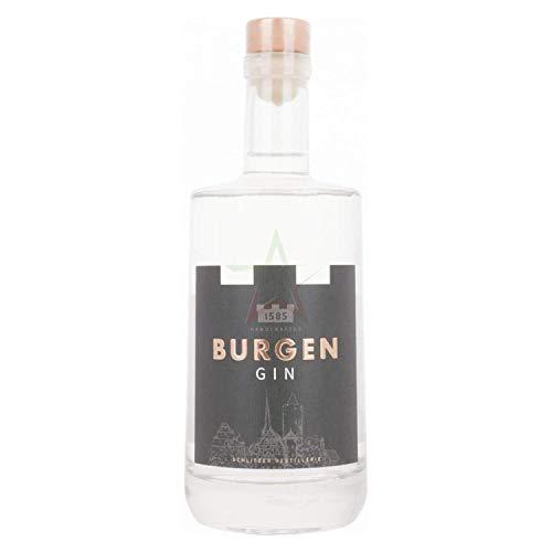 Schlitzer Destillerie Burgen Gin 45,00% 0,50 Liter