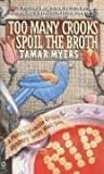 Review: Too Many Crooks Spoil the Broth by Tamar Myers