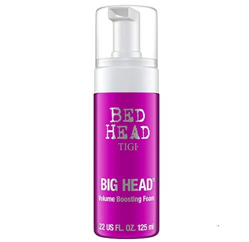 TIGI Big Head Volumizing Foamer, 125 Millilitro