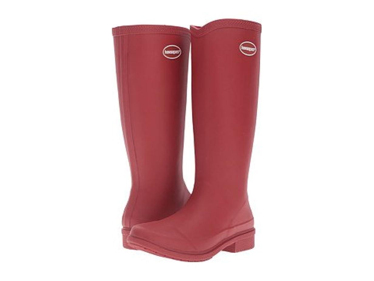 前ほとんどの場合ビルマ(ハワイアナス)Havaianas レディースブーツ?靴 Galochas Hi Matte Rain Boot Ruby Red US Women's 8 24.5cm M [並行輸入品]