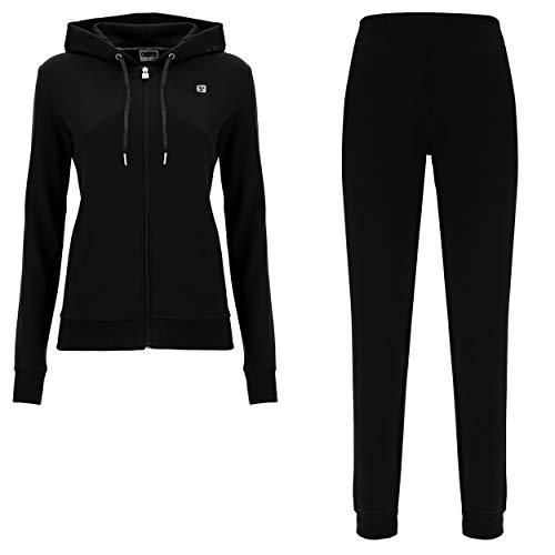 Pantaloni 3//4 Estate Moda per Passeggiata Casual Pigiama Aibrou Tute da Ginnastica 2 Pezzi Donna Completo Sportivo Tops Casual