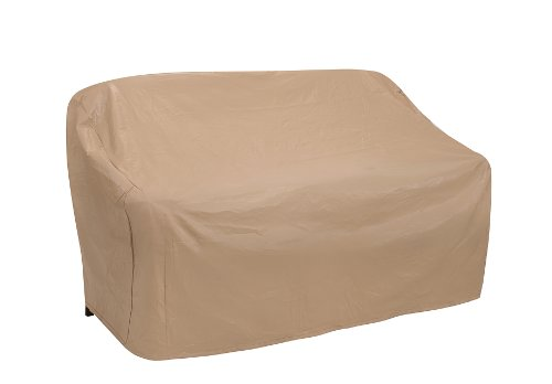 Protective Covers Weatherproof 2 Seat Glider Cover, Tan - 1166-TN