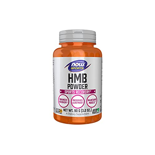 NOW Sports Recovery Nutrition, HMB (β-Hydroxy...