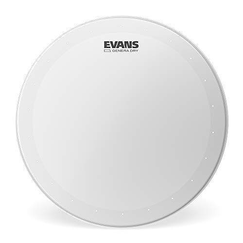 Parche para tambor de 14 pulgadas (356 mm) Genera Dry de Evans.