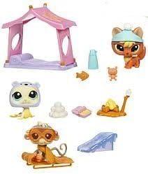 公式ショップ Littlest Pet Shop Themed Playpacks G3 SNOW 販売実績No.1 - FUN