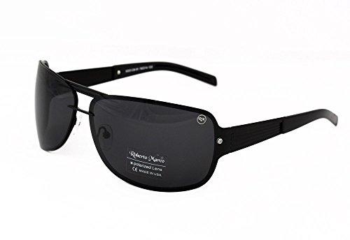 Roberto Marco heren zonnebril, zwart