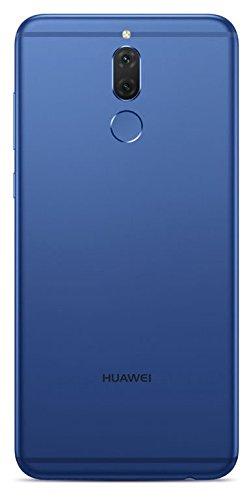 "Huawei Mate 10 Lite RNE-L23 OEM - LTE 5.9"" Edge-to-Edge 64GB/4GB Dual Sim Factory Unlocked International Version - No Warranty (Aurora Blue)"