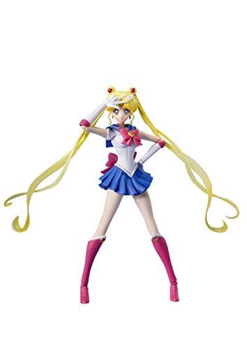 Bandai 9412 Figurina d'Azione Sailor Moon Crystal, Multicolore