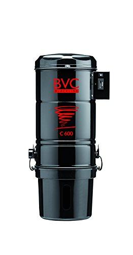 BVC EBS ZENTRALSTAUBSAUGER BLACKLINE C 600 bis 140qm Fläche