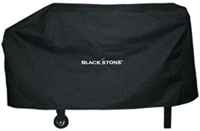 "Blackstone 1529 45"" L X 23.5"" W X 25"" H Black Griddle Cover"