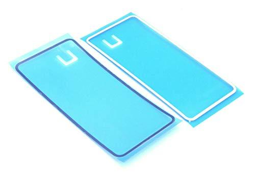 handywest Kompatibel für Huawei P10 Lite Akkudeckel Kleber Backcover Cover Kleber Klebefolie Streifen Dichtung Adhesive