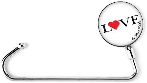 MISS KHA - Accroche Sac Saint-Valentin Love