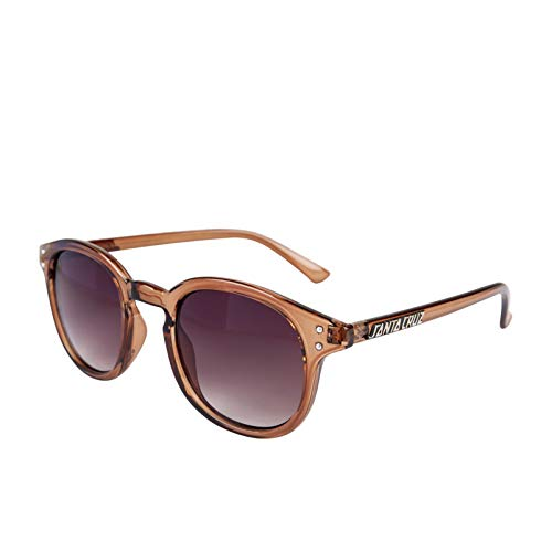 Santa Cruz Watson Sunglasses One Size Chocolate