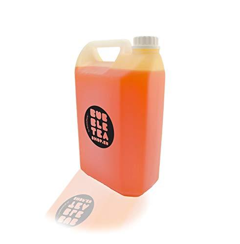 Sciroppo di frutta per bubble tea   Fruit syrup Frutto della passione (1000 g)